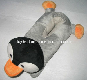 Shoes Plush Stuffed Anima Penguin (TF9713) pictures & photos