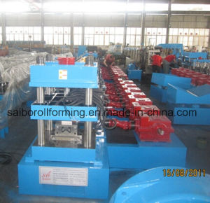 M Shaped Roll Forming Machine for Guard Rail Post (YX55-100) pictures & photos
