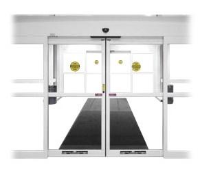 3000kg Super Heavy Industrial Automatic Door Machine pictures & photos