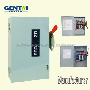 High Quality Ge General Duty Type Tg4222 Safety Switch pictures & photos