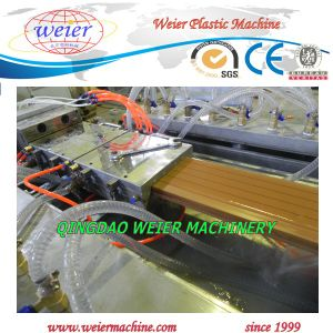 120kg Output of WPC PE Profile Extrusion Line Supply From China pictures & photos