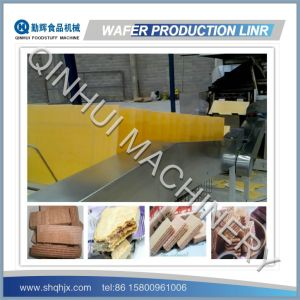 Newly Designed Wafer Machine pictures & photos