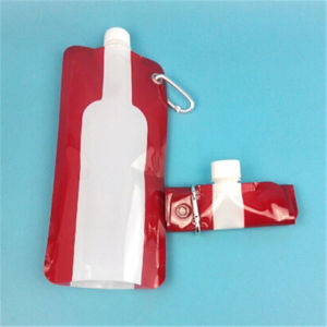 Foldable Wine Pouch