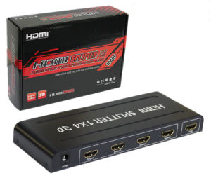 1X4 Port HDMI Splitter 4k pictures & photos