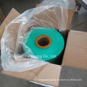 Green Multi-Layer Co-Extrusion Blown PE Silage Wrap Film pictures & photos