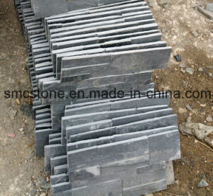18*35cm Slate Culture Stone Interior &Exterior Slate Stone Wall Panel pictures & photos