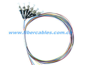 Optic Fiber Pigtail (PIGTAIL-ST-UPC-MM6-0.9)