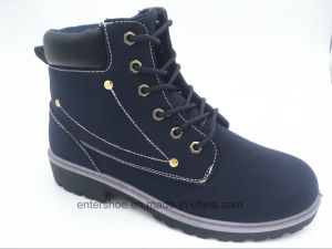 Four Colors Leisure Lady Boots for Working Safety (ET-XK160214W) pictures & photos
