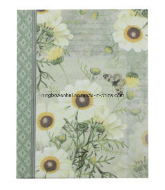 New Promotion Gift A5 Fabric Cover Notebook