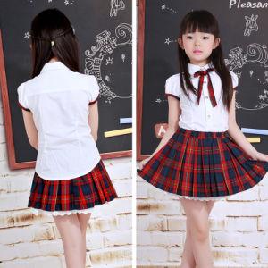 School Uniform Patterns Uniform Design Skirt and Short Pants pictures & photos
