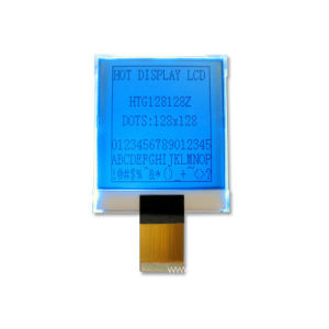 1.5 Inch 128 X 128 Serial Interfacefor Electronics LCD Screen pictures & photos