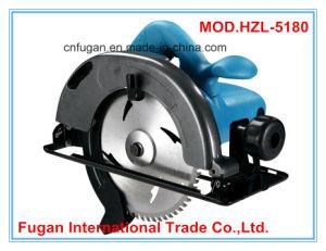 Power Tools Electric Circular Saw 1680W Wood Cutting Machine (HZL-5180)