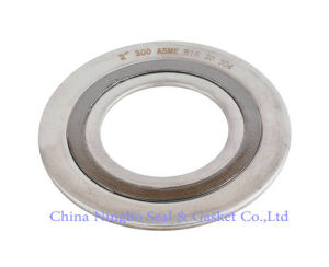 Standarded Metal Spiral Wound Gasket pictures & photos