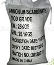 Ammonium Bicarbonate 97% White Crystal Powdered pictures & photos