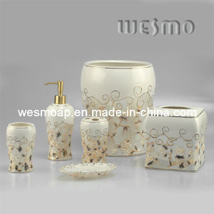 Golden Rose Porcelain Bathroom Accessory (WBC0451A) pictures & photos