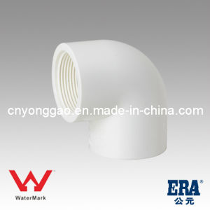 Plastic Elbow Watermark AS/NZS1477 PVC Fittings pictures & photos