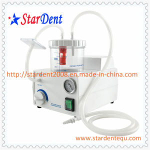 Dental Supply Portable Phlegm Suction Unit pictures & photos