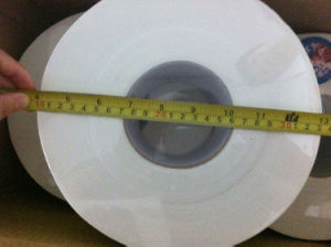 J2-200V Top Popular Virgin Jumbo Roll Tissue Paper 2ply pictures & photos