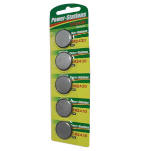3.0V Lithium Button Cell Battery (CR2430)