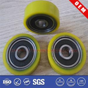 Customized OEM Hard Nylon Plastic Bearing pictures & photos