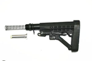 Gato Plastic Stock for Airsoft Gun pictures & photos