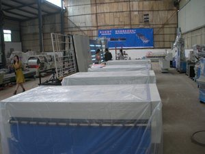 2600mm Width Horizontal Glass Washer Equipment Float Glass Cleaning Equipment pictures & photos