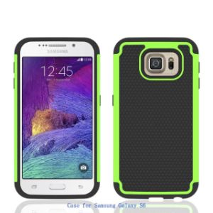 2in1 Combo Mobile Cell Phone Cover for Samsung Galaxy S6 pictures & photos