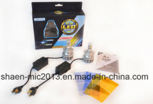 Super Bright Philips 3000lm 3s G6 LED Headlight pictures & photos