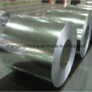Chormated/Oiled Gl Steel/Galvalume Steel/Roofing Gi/PPGI Steel with 55% Al pictures & photos