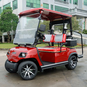 2 Person Battery Powered Electric Golf Car pictures & photos