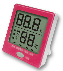 Red Color Thermometer (XW-8119) pictures & photos