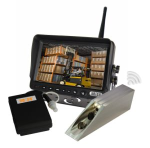 7inch 2.4GHz Digital Wireless Reach Trucks Camera System (DF-723H2561-MP7W) pictures & photos