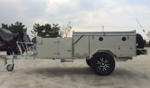 Forward Folded Camper Trailer pictures & photos