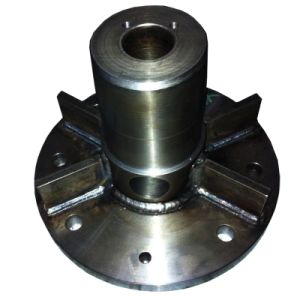 OEM Steel Welded and Stamping Railway Parts with En 15085 pictures & photos