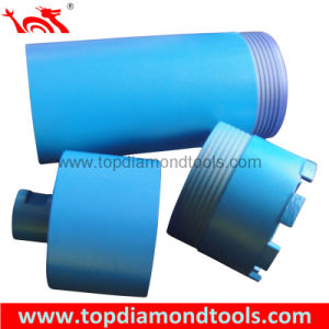 Assembly Wet Type Diamond Core Drill Bits pictures & photos