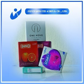 Orange Flavored Condoms with Good Quality pictures & photos