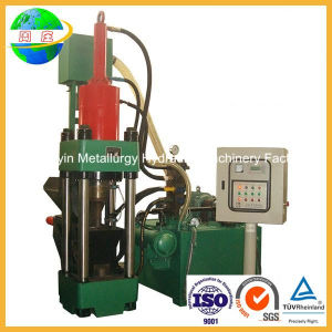Hydraulic Scrap Briquetting Machine for Metal (SBJ-250B) pictures & photos