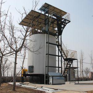 Organic Waste to Organic Fertilizer Animal Manure Compost Machine (GFJ-120)