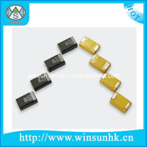 RoHS Certification Case-a Type Chip/SMD Tantalum Capacitor