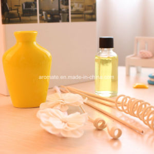 Ceramic Sola Flower Fragrance Reed Diffuser (CD-10) pictures & photos