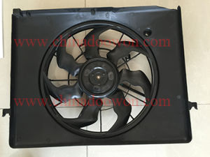 OEM 25380-3k170 for Hyundai Sonata NF Auto Parts 12V DC Car Cooling Condenser Fan pictures & photos