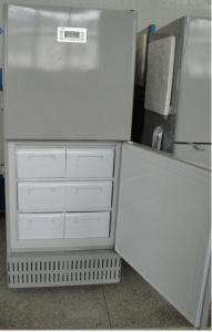 -25 C Upright Deep Freezer (MCF-DW-YL270) pictures & photos