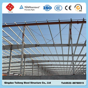 Fabricated Steel Structure, Warehouse for Sale pictures & photos