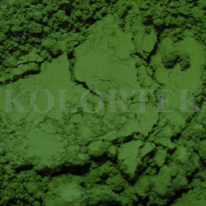 Cosmetic Grade Chromium Green Pigment for Color Cosmetics pictures & photos