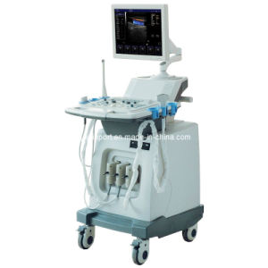 Digital Color Doppler Ultrasound with CE (CX9200) pictures & photos
