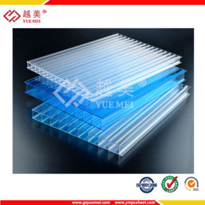 10mm 15mm 20mm Transparent Lexan Polycarbonate Sheet pictures & photos
