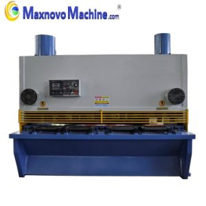 Hydraulic Guillotine Cutting Plate Shear Machine (MM-HKT6016) pictures & photos