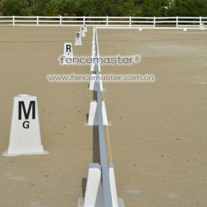 Vinyl Fence for Dressage Arena pictures & photos