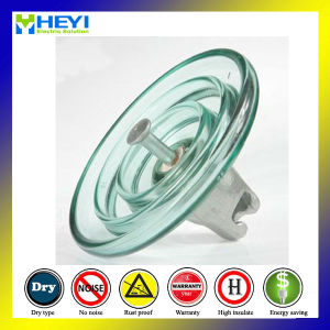 IEC U100b Toughened Glass Disc Insulator pictures & photos