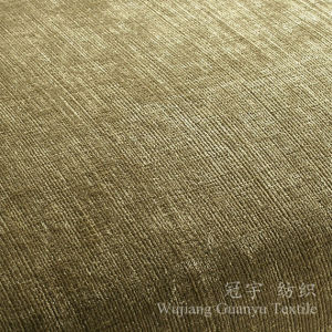 Plain Chenille Yarn Dyed Home Textile Sofa Fabrics pictures & photos